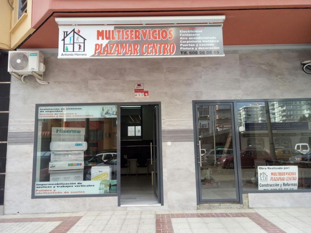 Multiservicios y construcciones plaza mar centro sl - Trabajo electricista malaga ...