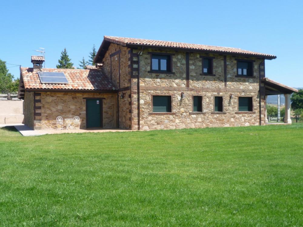 Rustika y dise o empresa de construcciones de casas - Proyectos de chalets ...