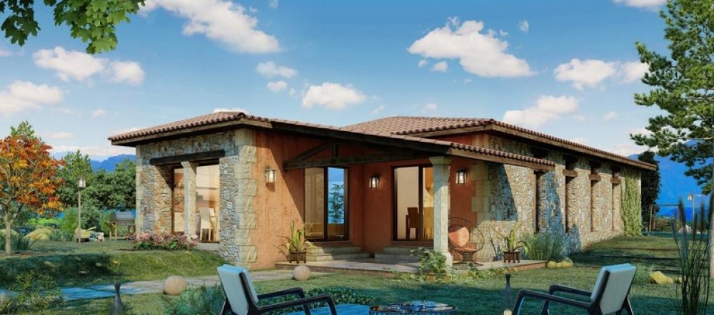 Rustika y dise o empresa de construcciones de casas - Casas prefabricadas a coruna ...
