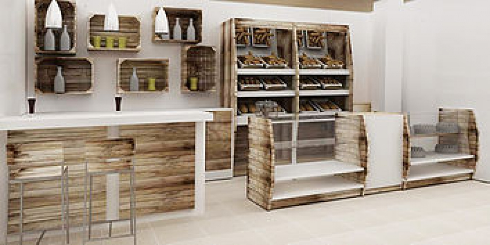 Dimensiondecora empresa de equipamiento comercial dise o for Precios de muebles para cafeteria
