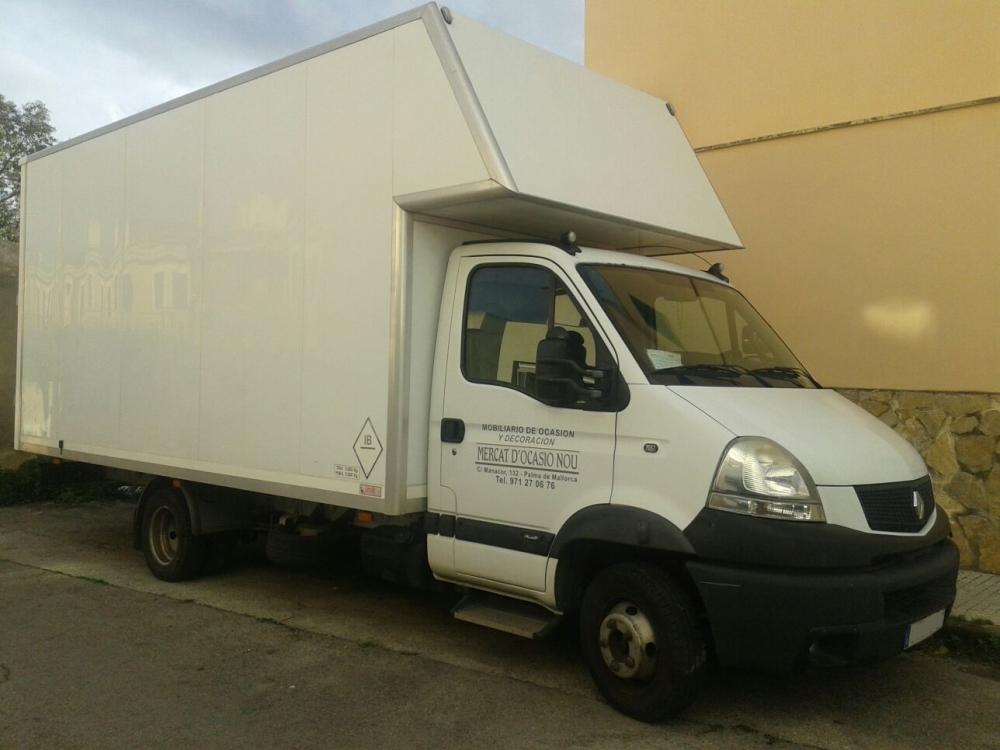 Mudanzas mu oz empresa de mudanzas baratas en baleares for Transporte de muebles barcelona