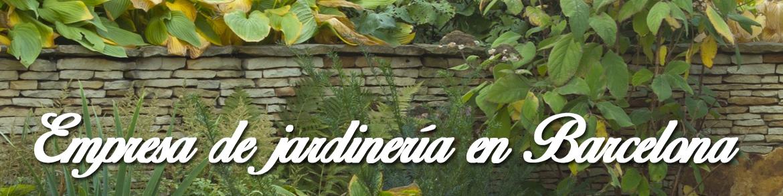 Jardiner a josep mar a empresa de mantenimientos de for Empresas de jardineria