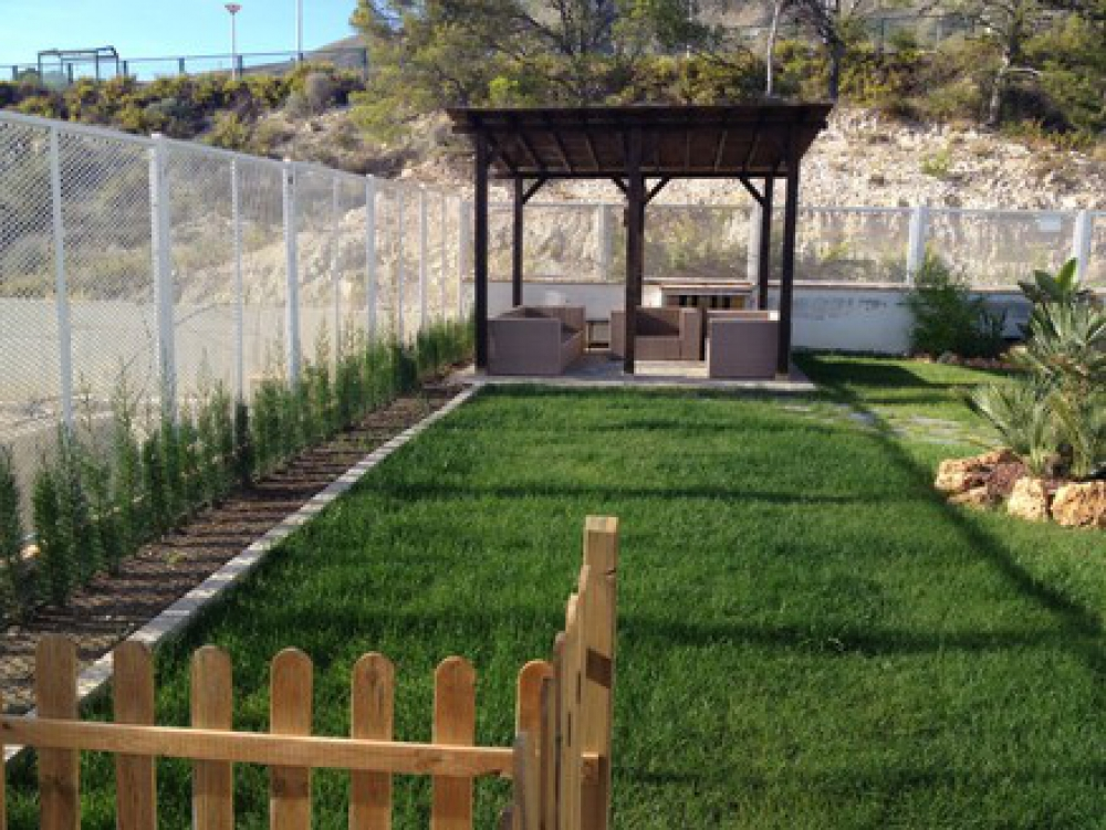 Jardiner A Turrillo Construcci N Y Dise O De Jardines En