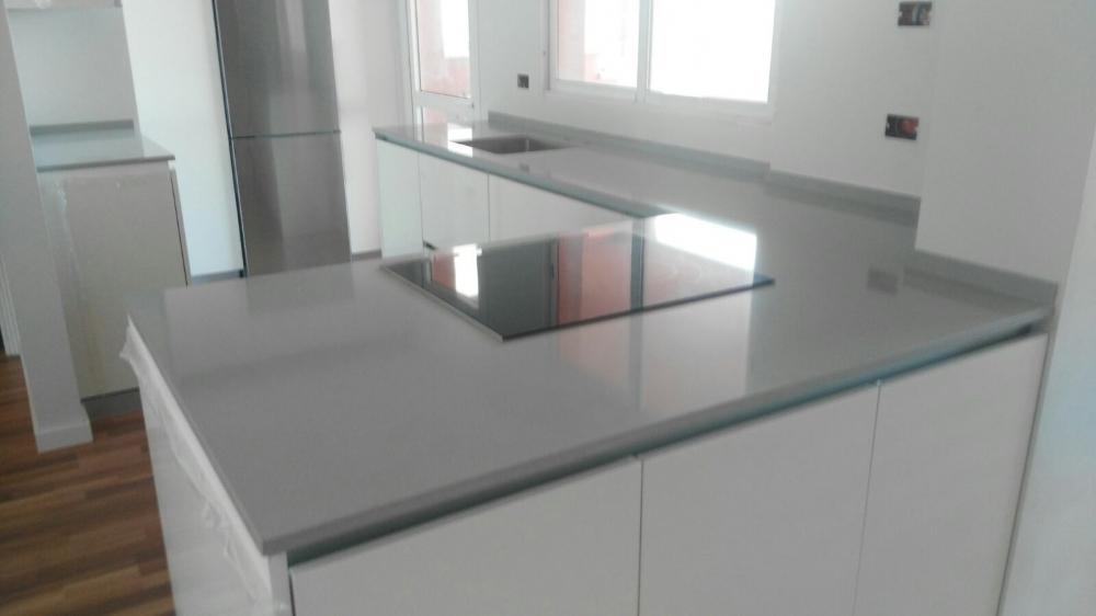 Encimera de granito precio m2 interesting encimera de for Silestone precio