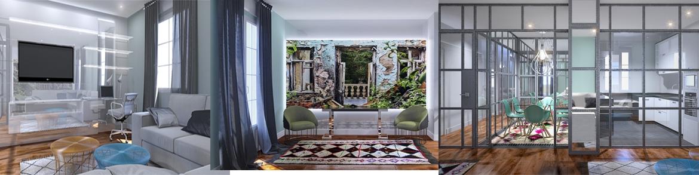 Key home designers estudio de decoraci n de interiores en - Estudio de decoracion de interiores ...