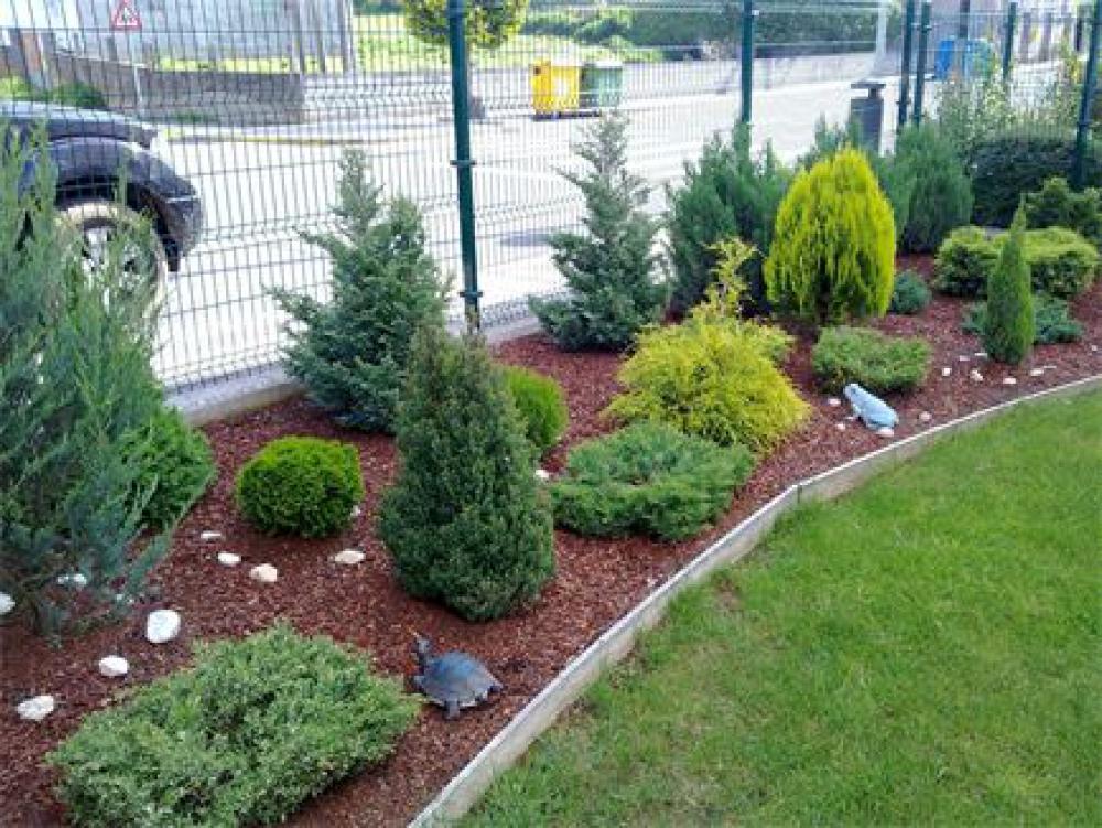 Jes s jard n jardineros profesionales en lugo for Paisajismo jardines exteriores