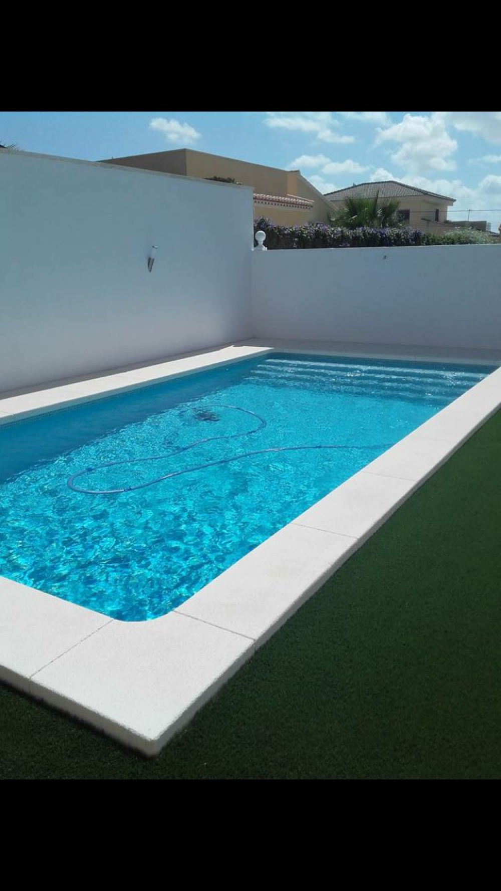 Construcción de piscinas de obra en Torrevieja. Construir piscinas ...