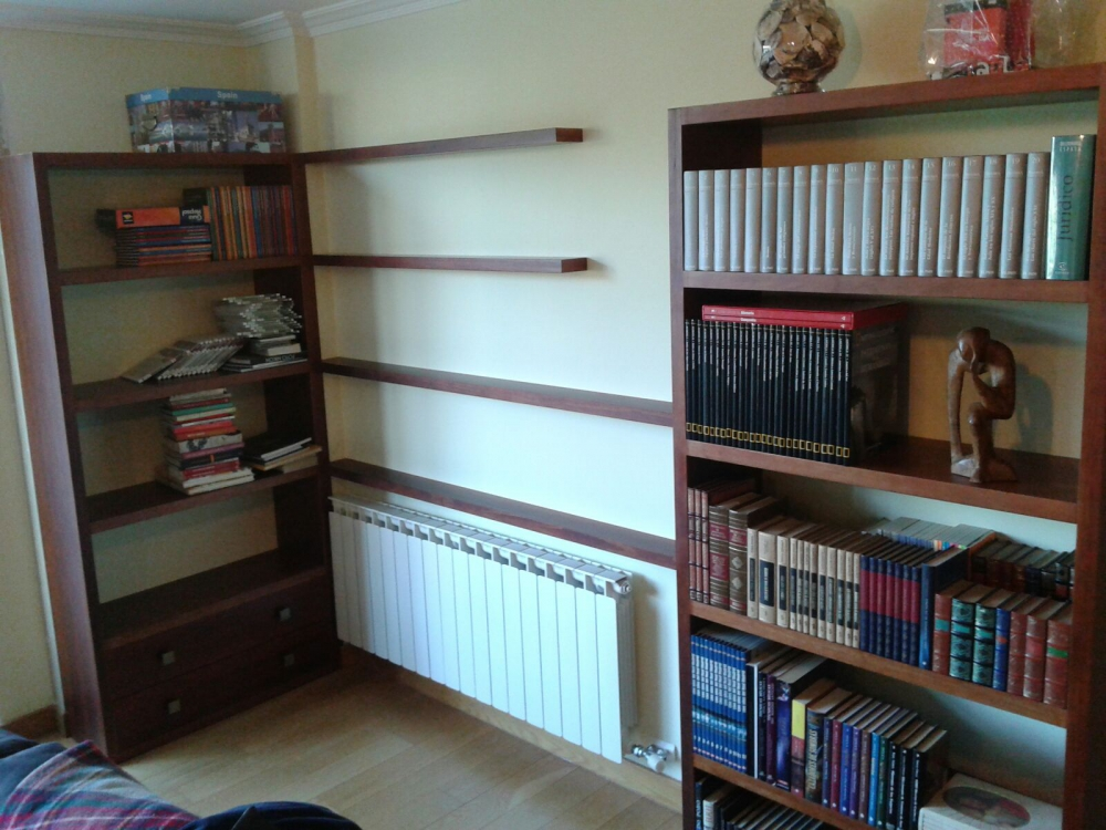 Armarios A Medida Santiago De Compostela : Carpifer carpinter?a de madera en a coru?a muebles