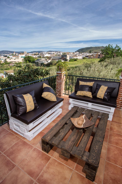 Estilopal mobiliario de pal en andaluc a chaiselonge - Muebles jardin cordoba ...