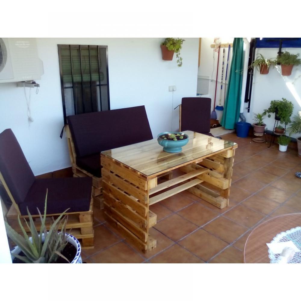 Muebles con palets comprar beautiful estanterias y - Comprar muebles palets ...
