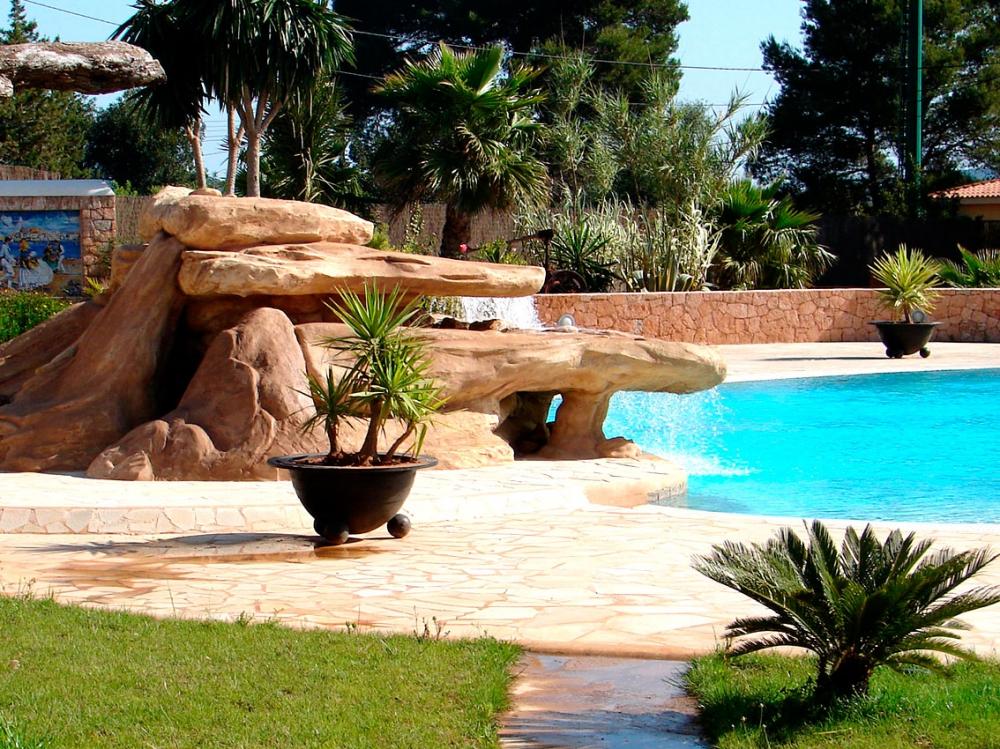 Precio piscina hormigon great piscina elevada with precio - Precios piscinas de obra ...