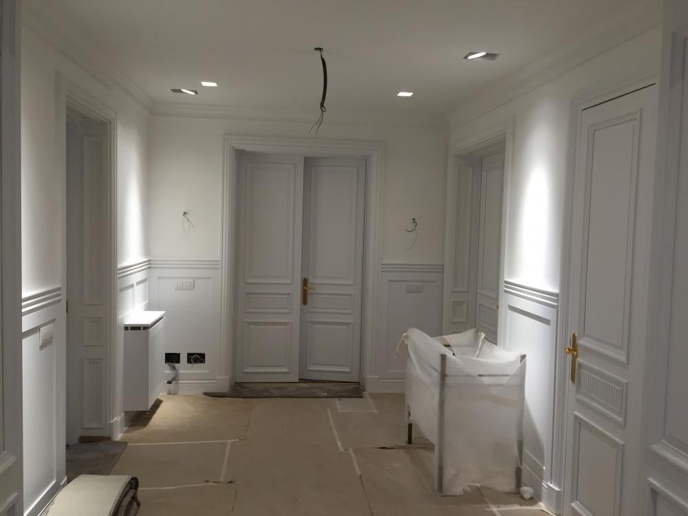Julsa pintores empresa de pintura y decoraci n en madrid - Pintores de paredes ...