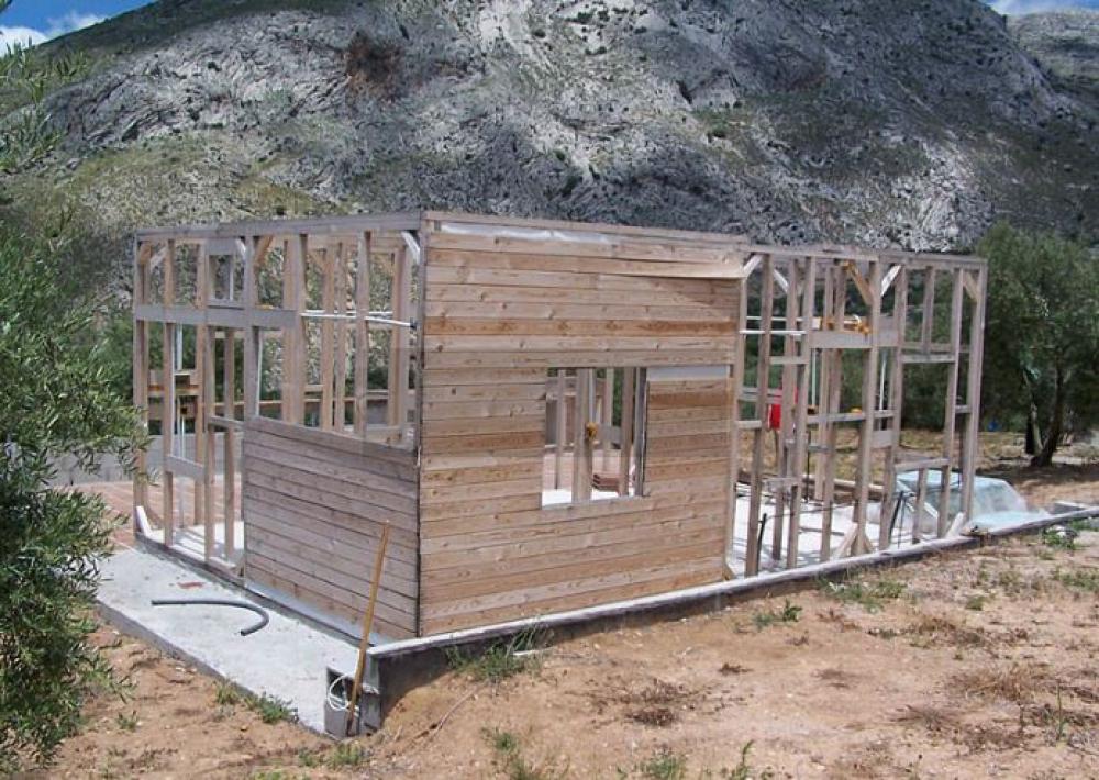 Grupo de4 arquitectura sostenible arquitectos para - Construir chalet precio ...