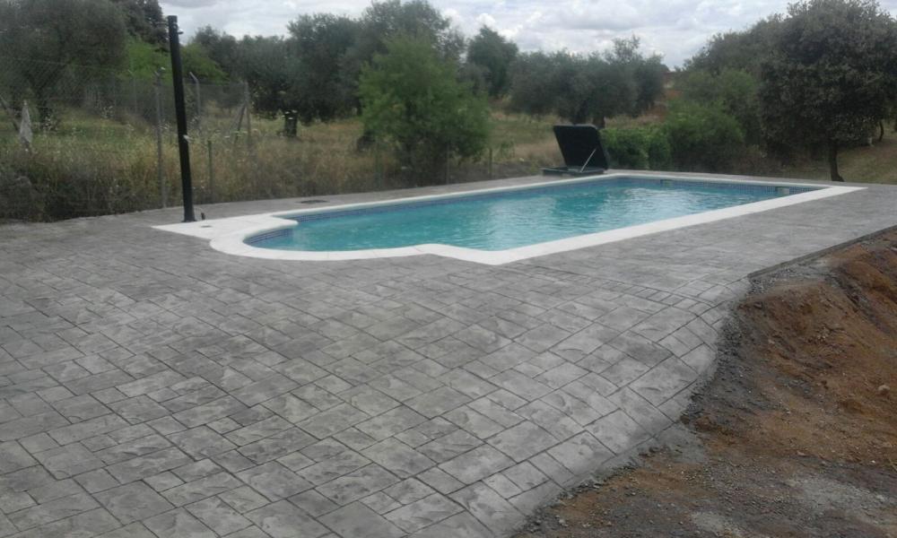 Leimar empresa de construcci n de piscinas de obra en for Construccion de piscinas merida