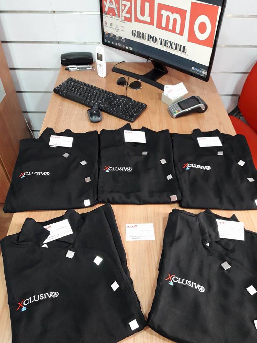 ... bordar y serigrafiar ropas y prendas de trabajo y laborales en Madrid  centro d2e8e271cd9dc