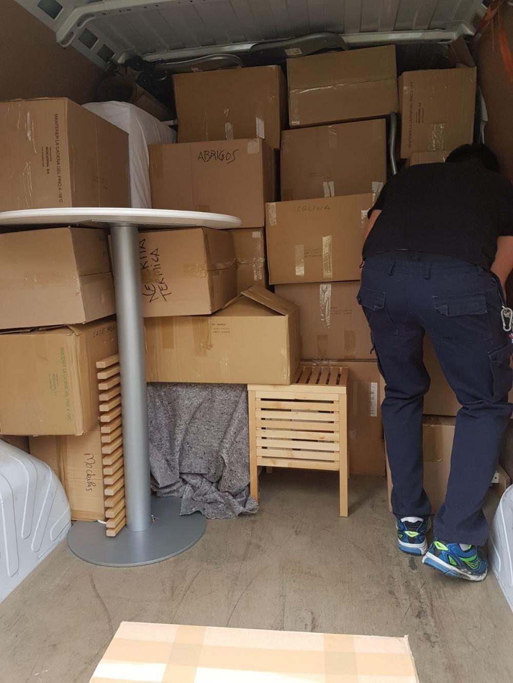Mudanzas Jim Nez Empresa De Mudanzas Econ Micas En Pozuelo  # Muebles Pozuelo