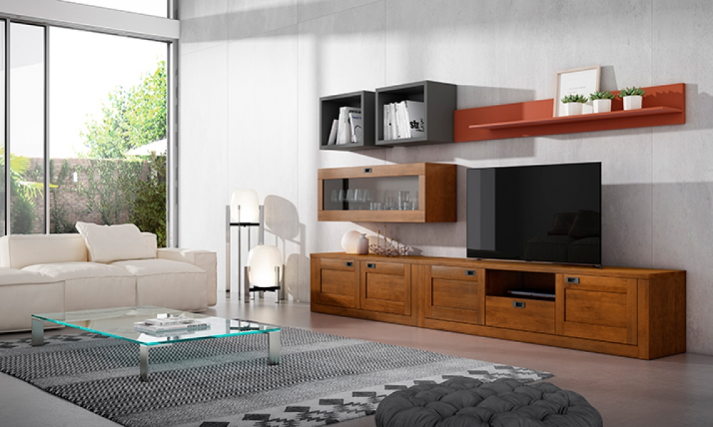 Muebles pedroche muebles de sal n en c rdoba for Fabricantes muebles salon