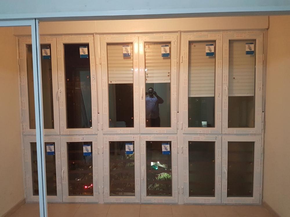 Ventanas de aluminio de segunda mano en madrid ventanas for Ventanas de aluminio de segunda mano