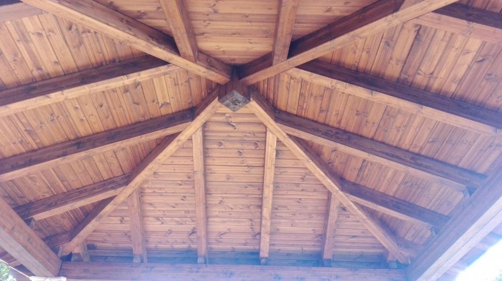 Techos de madera precios stunning techos de madera with - Precio techo madera ...