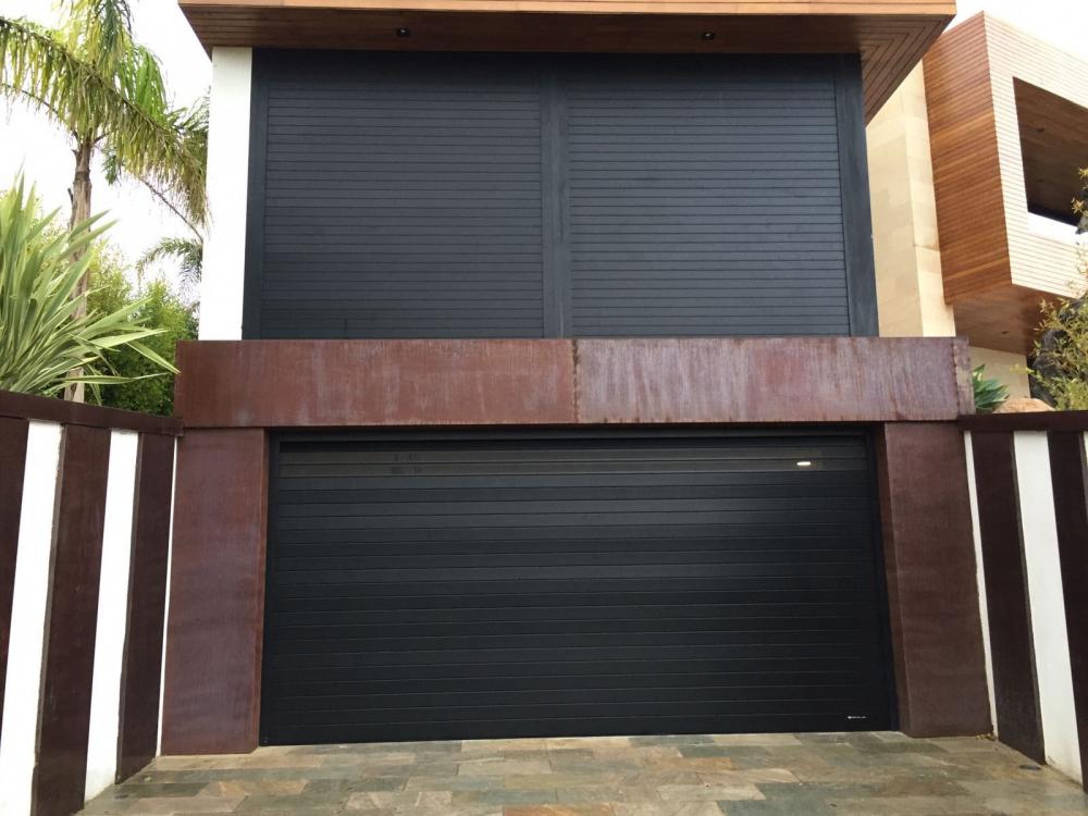 Puertas correderas de garaje precios best puertas for 30x40 costo del garage