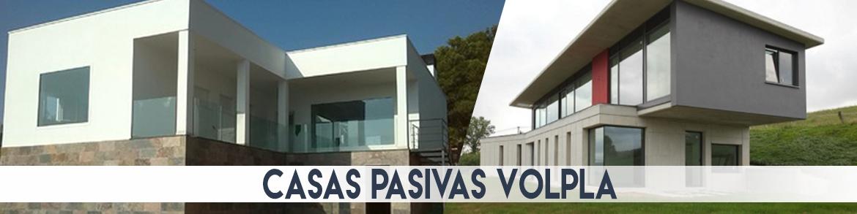Casas pasivas volpla viviendas obra nueva bioclim ticas en valencia construcciones de - Empresas construccion valencia ...