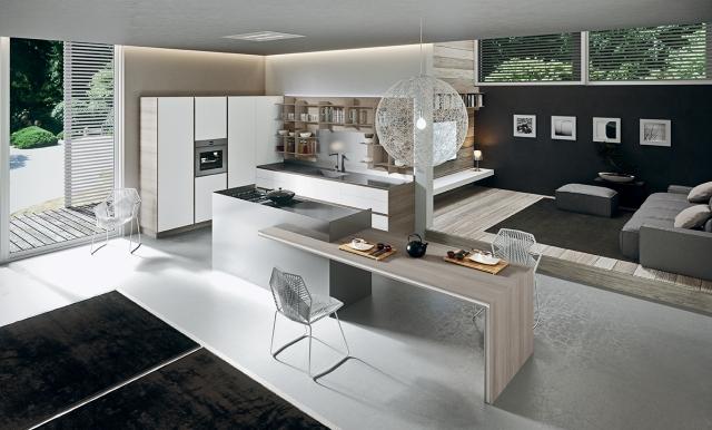 muebles de cocina italianos en Alcalá de Henares Diseño italiano de
