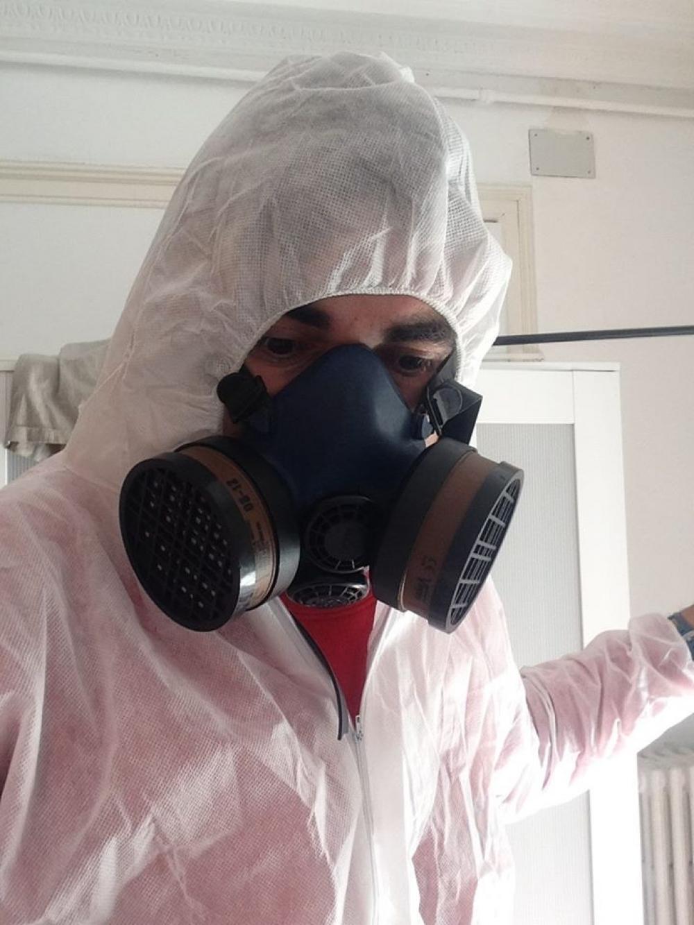 Protección contra termitas del exterminador occidental