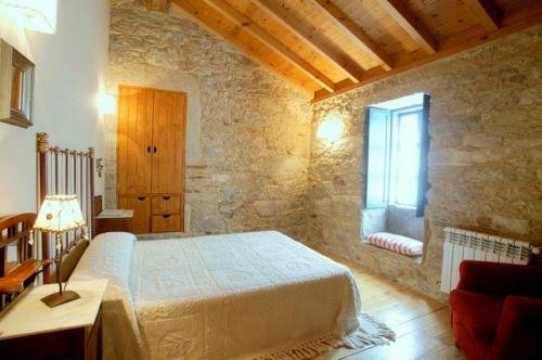 Casa perfeuto mar a casa rural con encanto y habitaci n - Casas con encanto galicia ...