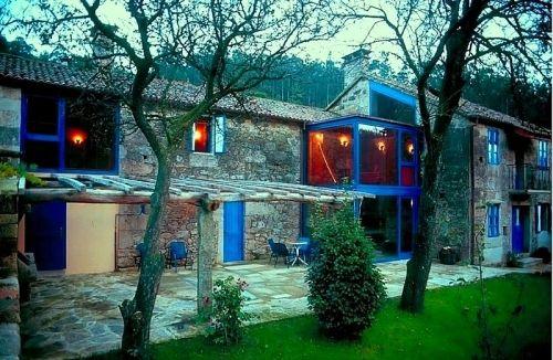 Casa perfeuto mar a casa rural con encanto y habitaci n - Galicia hoteles con encanto ...
