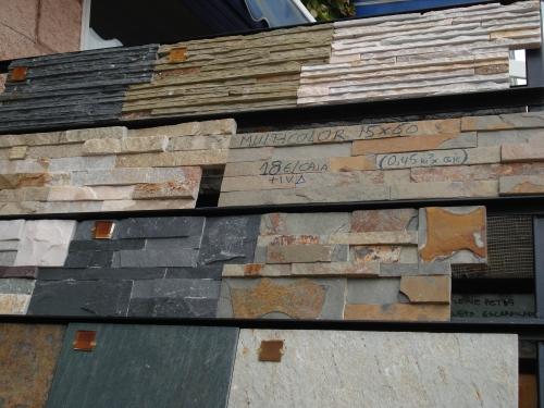 Comercial bonilla venta de material de construcci n en madrid majadahonda madrid - Piedra para forrar paredes ...
