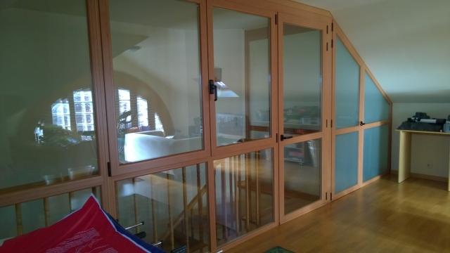 Aluminios y cristaler a villalba fabricaci n de ventanas - Carpinteria leganes ...