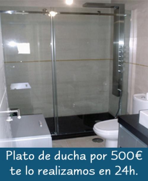 Roblesol empresa de reformas generales e integrales de - Cambio de banera por ducha madrid ...