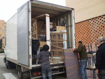 Mudanzas y portes alfa y omega empresa de mudanzas con embalaje de mobiliario especial mudanzas - Mudanzas en leganes ...