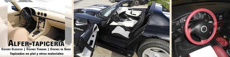 Alfer tapicer a de autom vil empresa para tapizar - Tapizados de coches en sevilla ...