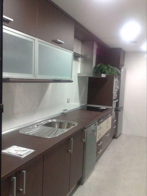Madrid cocinas empresa de muebles de cocina en madrid for Precio electrodomesticos cocina