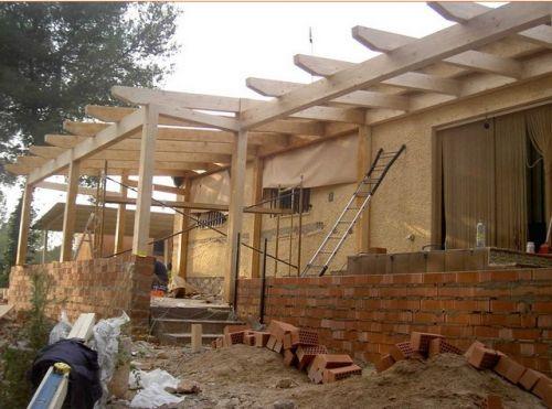 Teula i fusta rehabilitaciones de cubiertas en alicante for Imagenes de tejados de madera