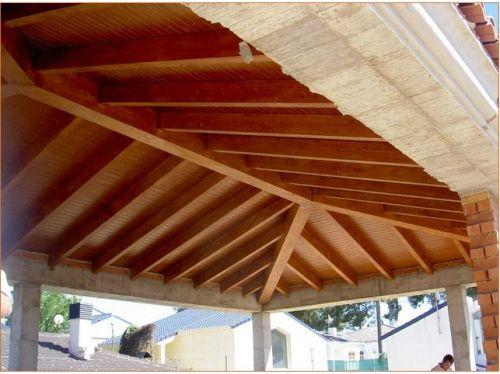 Teula i fusta rehabilitaciones de cubiertas en alicante for Tejados de madera thermochip