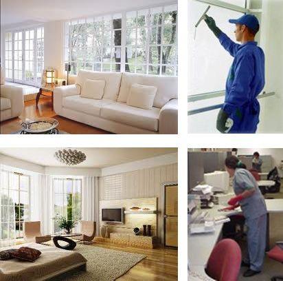 Bmg servicios de limpieza a particulares y empresas en for Empresas limpieza hogar madrid