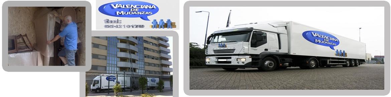 Valenciana de mudanzas empresa econ mica de transportes for Transporte de muebles precio