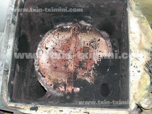 Txin tximini deshollinadores de chimeneas en vizcaya - Productos para limpiar chimeneas ...