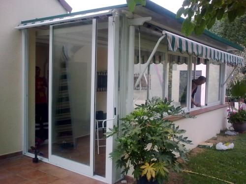 Geyma ventanas de aluminio en la zona sur de madrid for Ventanales de aluminio zona sur