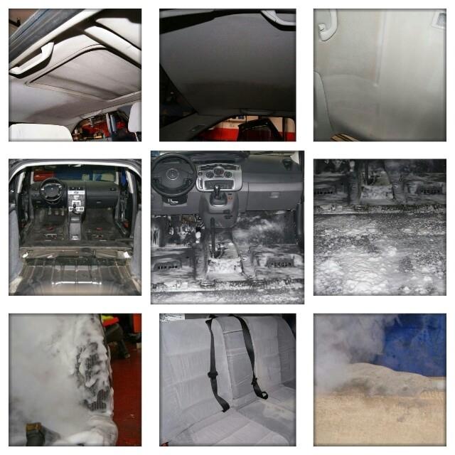 Tapicerias de coches en madrid simple limpieza de - Tapiceros en madrid ...