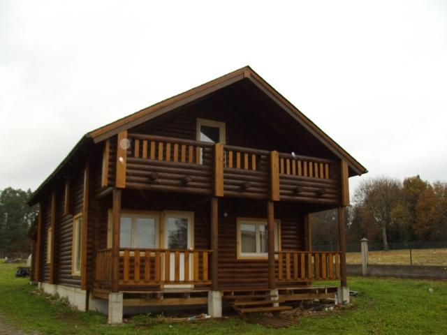 Silex construcci n venta y montaje de casas de madera - Casas prefabricadas a coruna ...