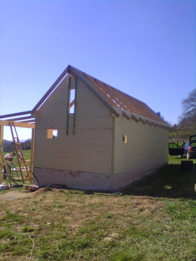 Silex construcci n de casas de madera en a coru a - Casas prefabricadas a coruna ...