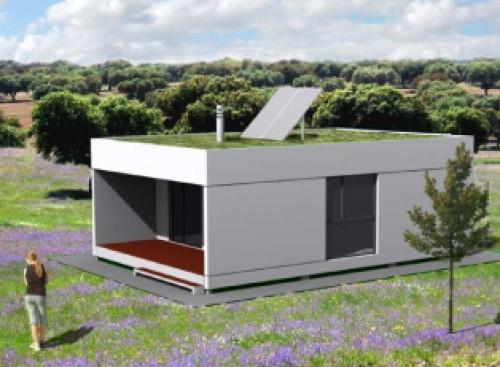 Ecodomus empresa para dise o de viviendas modulares econ micas viviendas ecoeficientes - Casas prefabricadas alcorcon ...