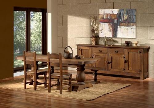 Importación de muebles de alta calidad Muebles macizos y semimacizos