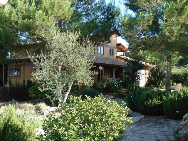 El rac de la pintora hotel rural con encanto en la for Casas rurales con piscina comunidad valenciana