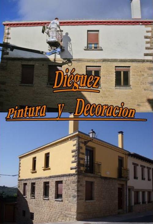 Dieguez pintura y decoraci n empresa de decoraci n y for Decoracion logrono