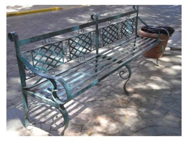 Arte forja tienda online de muebles y cabeceros de forja for Muebles de forja para jardin