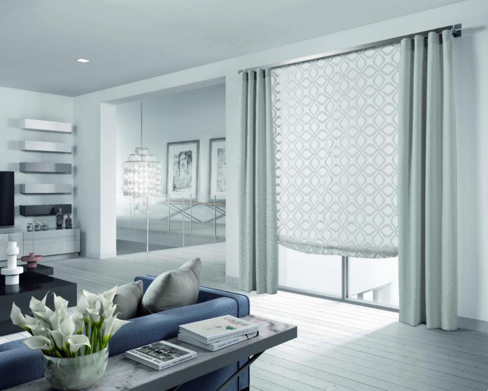 Cortinas sanmar confecci n de cortinas a medida madrid venta de paneles japoneses a medida en - Cortinas y estores madrid ...